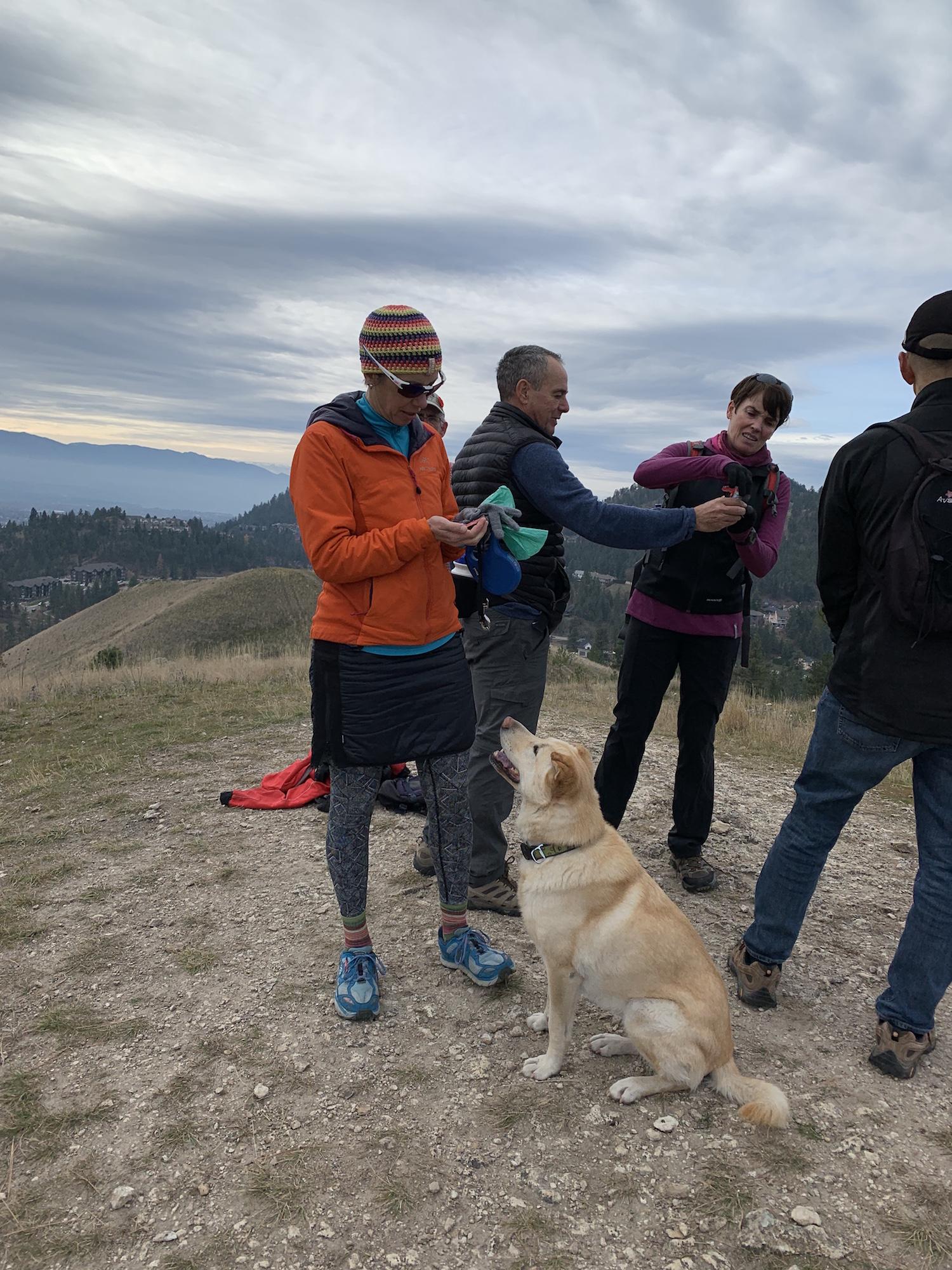 Mt Baldy Nov 3